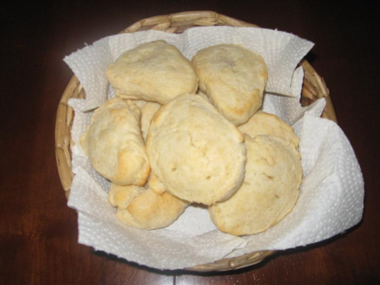 Big Daddy Biscuits | Kate's Cuisine