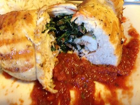 Chicken Involtini | Kate's Cuisine