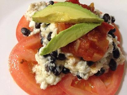Easy Mexicana Breakfast