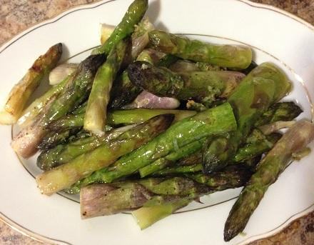 Roasated Asparagus