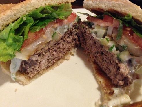 My Big Fat Greek Burger 2