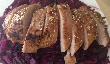 Pork Tenderloin with Asian Style Marinade