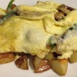 Restaurant 3 Egg Omelette
