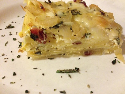 Potato and Egg Casserole