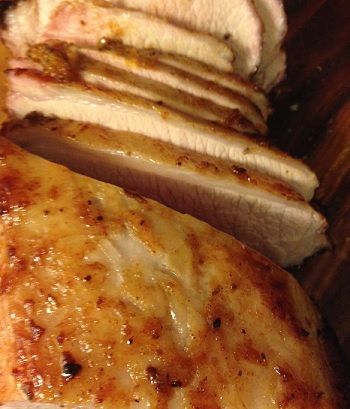 BBQ Asian Pork Roast