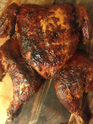 BBQ Whole Chicken