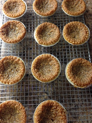 Maple Syrup Tarts
