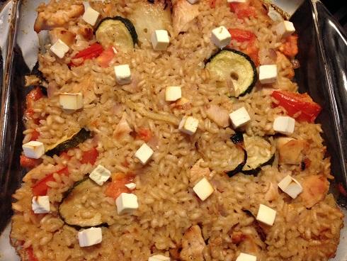 Kebab Casserole